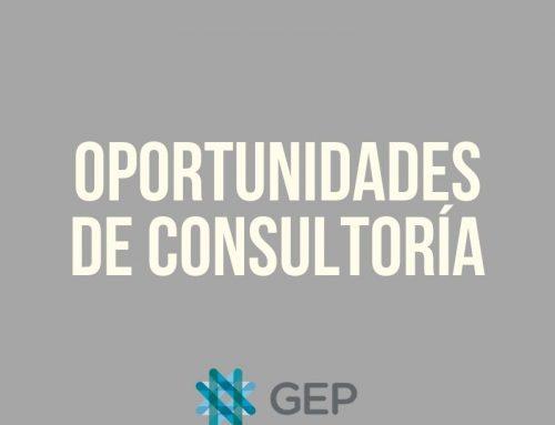 Oportunidades de consultorías para oficial administrativo financiero