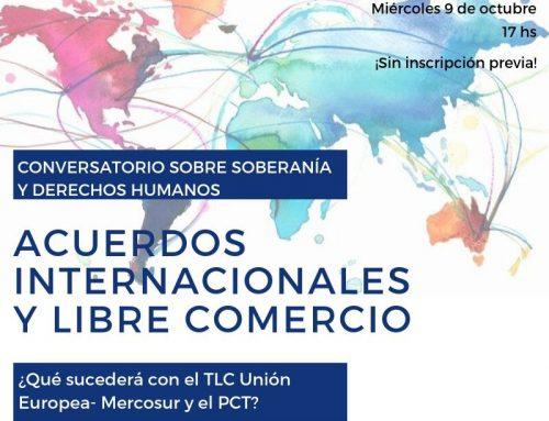 ¿Qué pasará con el Tratado de Libre Comercio Unión Europea-Mercosur y el Tratado de Cooperación en materia de Patentes?
