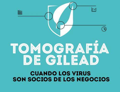 Tomografía de Gilead: cuando los virus son socios de los negocios